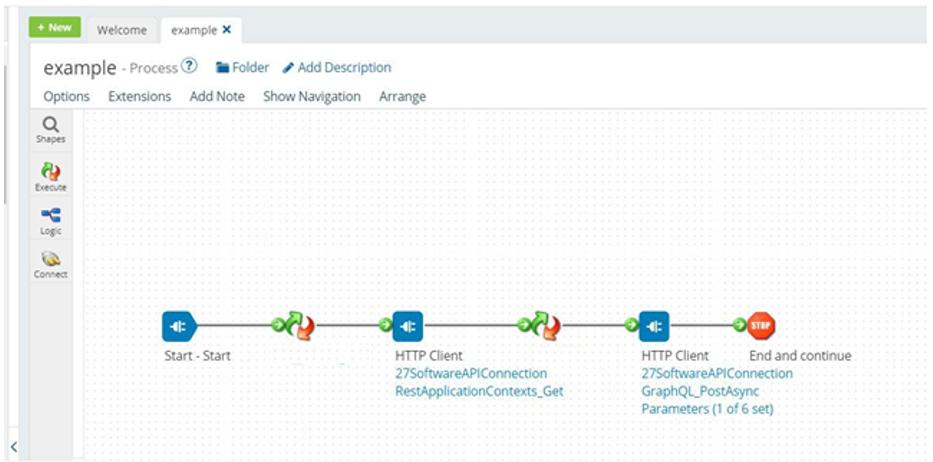 Integration of Custom APIs using 27 Software