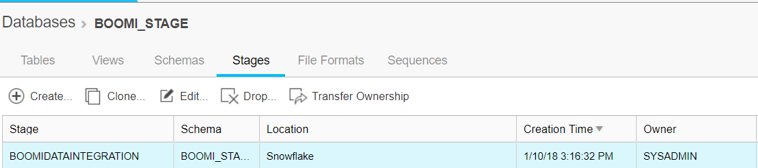 Article: Snowflake Database Integration - Boomi Community