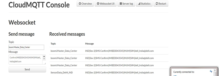 Article: How to Receive and Send Messages with the MQTT