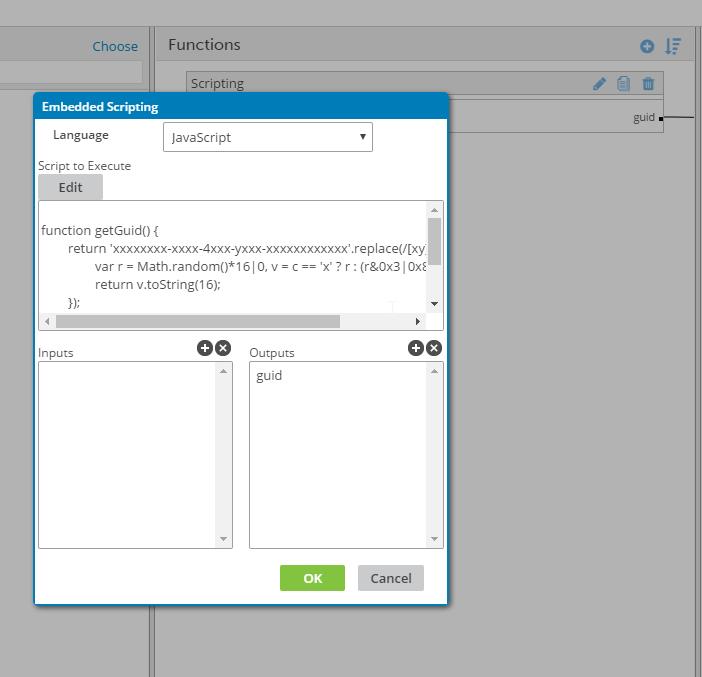 Article: Creating GUID using Custom Script - Boomi Community