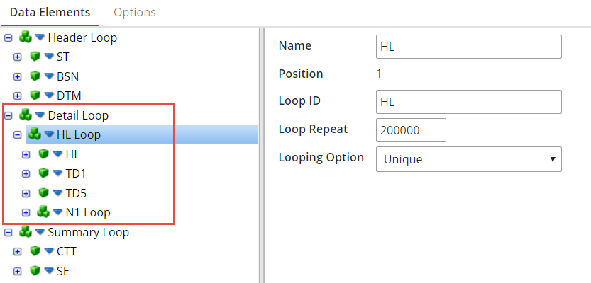 Article: How to Configure Hierarchical Loops for X12 EDI 856